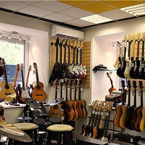 Музыкальные магазины Ступино