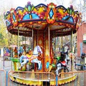 Парки культуры и отдыха Ступино