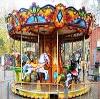 Парки культуры и отдыха в Ступино