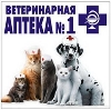 Ветеринарные аптеки в Ступино