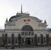 Железнодорожные вокзалы в Ступино