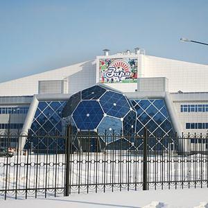 Спортивные комплексы Ступино