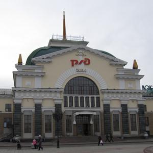 Железнодорожные вокзалы Ступино